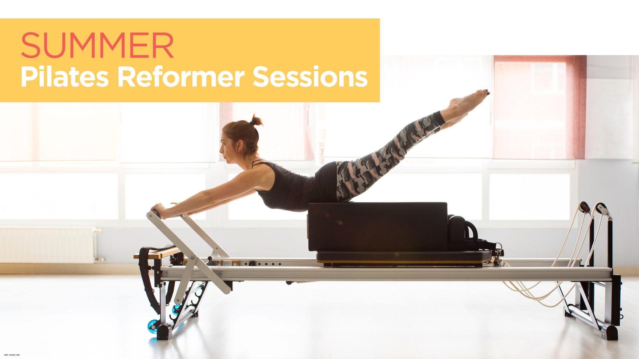 Summer Pilates Reformer Sessions